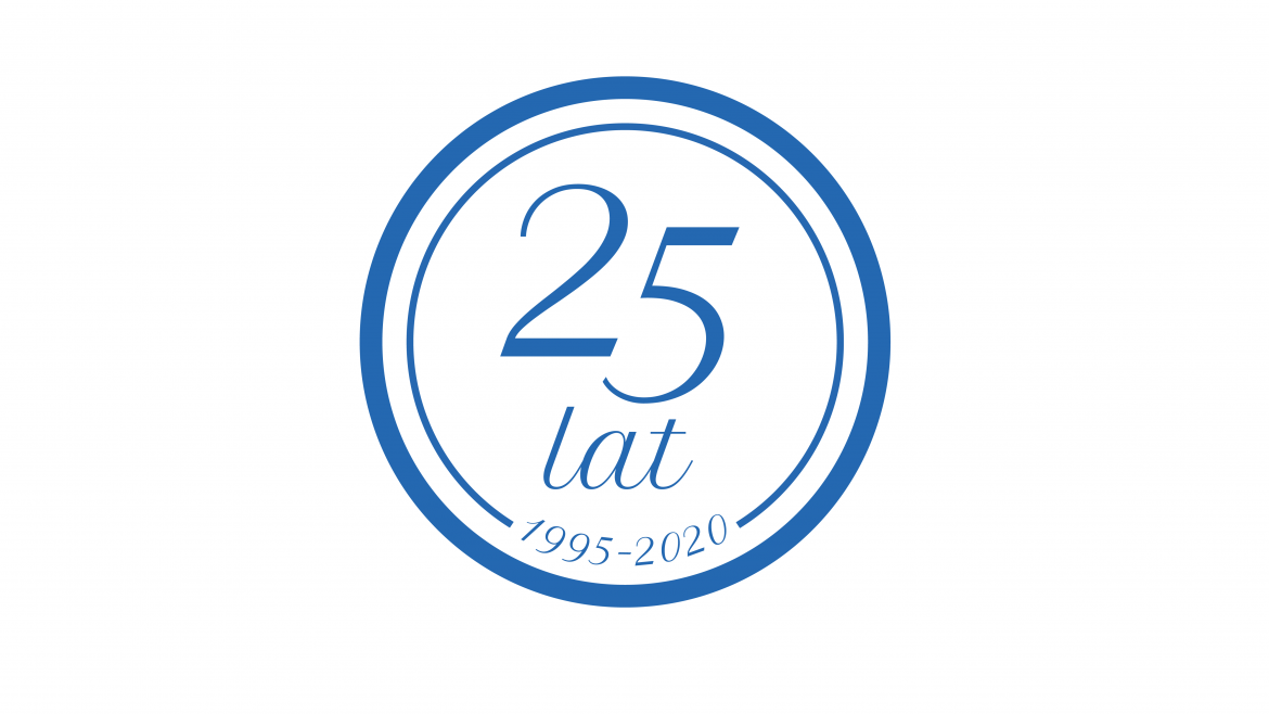 25 years of company existence