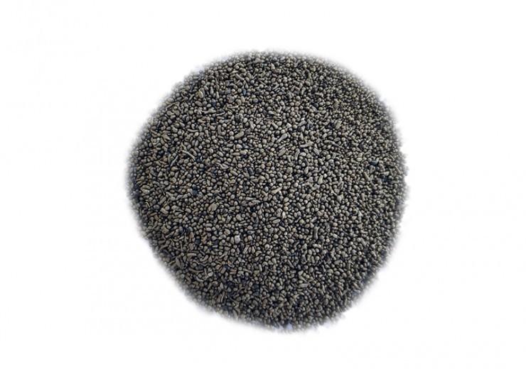 Cast steel spherical shot