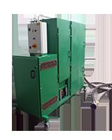 Dust free sandblasting machines / sandblasters