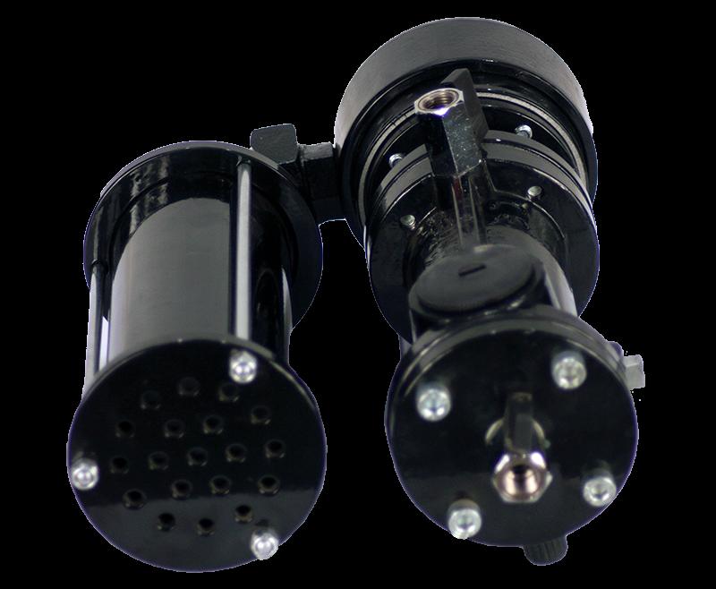 RCV-125 регулирующий клапан