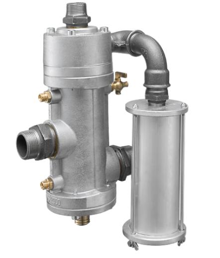 RMS-2000 valve